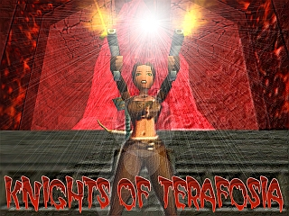 Lara Croft and the Knights of Terafosia